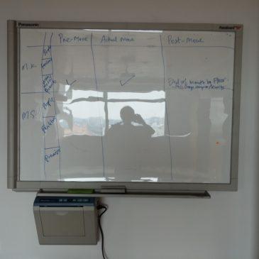 Panasonic electronic whiteboard