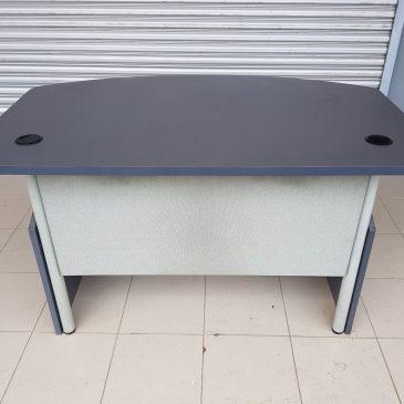 D-Shape Office Table