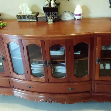 Display Cabinet ( SOLD )
